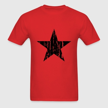 Rustic Star - Men's T-Shirt