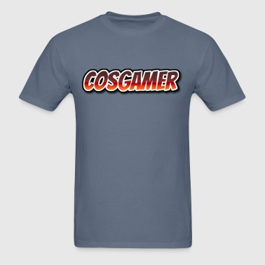 CosGamer Basic Tee Denim - Men's T-Shirt