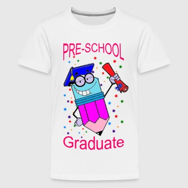 Kindergarten Preschool Graduation Gifts Tshirts - Kids' Premium T-Shirt