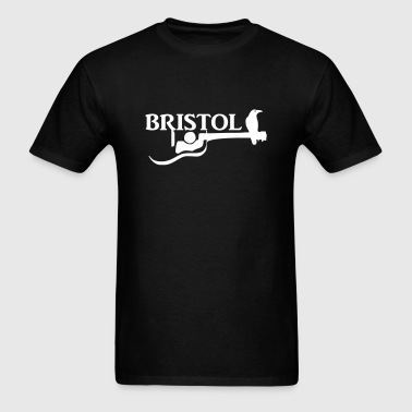 Bristol Blackbird Guitar - Men's T-Shirt