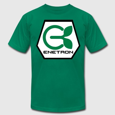 Enetron Shirt - Men's T-Shirt by American Apparel
