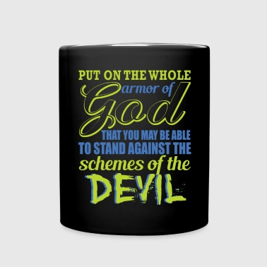 Put On The Whole Armor Of GOD - Full Color Mug