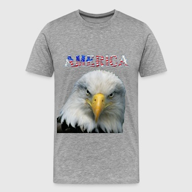 America Adult - Men's Premium T-Shirt