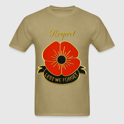 Veterans Day - Men's T-Shirt