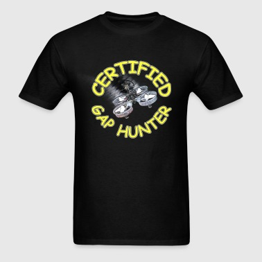 FPV - Certified Gap Hunter - Men's T-Shirt