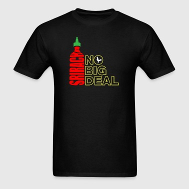 Hot Ones Sriracha Shirt - Men's T-Shirt