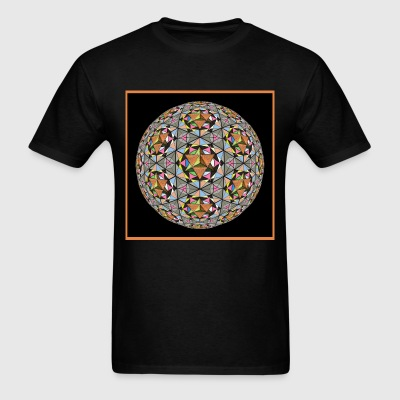 SPHEROHEDRON 77 - Men's T-Shirt