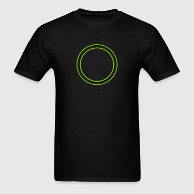 CIRCLES OF NOTHINGNESS 1 - Men's T-Shirt