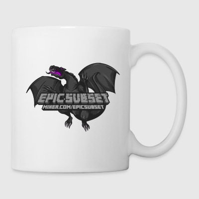 EpicSubset Ender Dragon Mug - Coffee/Tea Mug