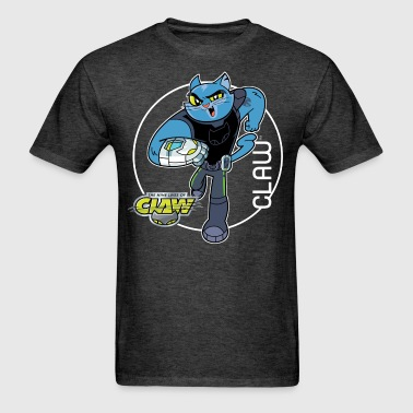 MEN'S OFFICIAL CLAW TEE - Men's T-Shirt