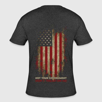 Definition of True Patriotism! - Men's 50/50 T-Shirt