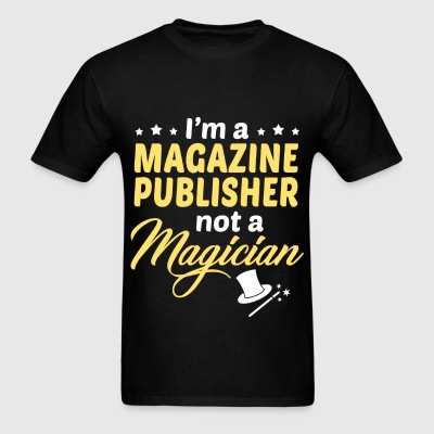 Magazine Publisher - Men's T-Shirt
