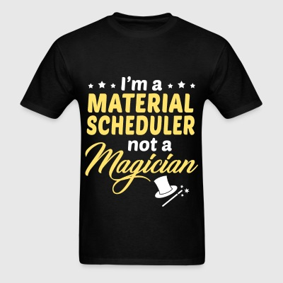 Material Scheduler - Men's T-Shirt