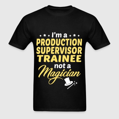 Production Supervisor Trainee - Men's T-Shirt