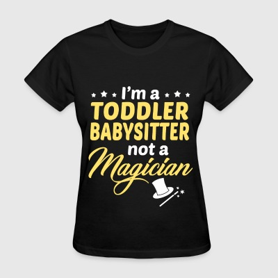 Toddler Babysitter - Women's T-Shirt