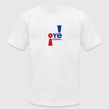 Oye Martinez Original - Men's Fine Jersey T-Shirt