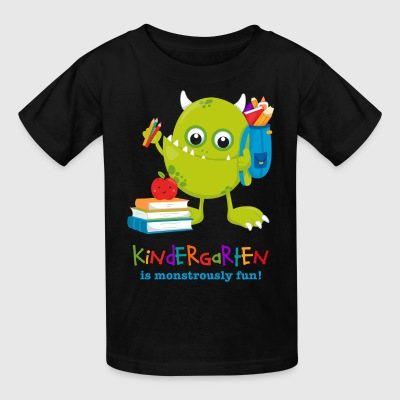 Monster Kindergarten Fun Kids' Shirts - Kids' T-Shirt