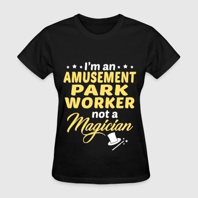 Amusement Park Worker - Women's T-Shirt