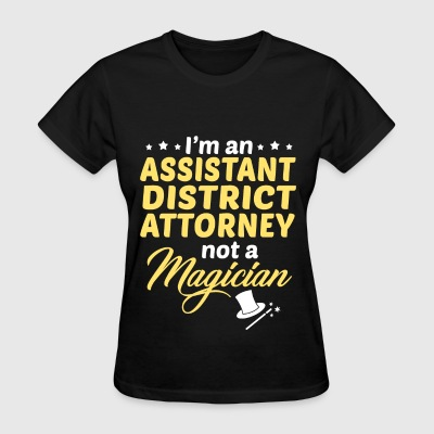 Assistant District Attorney - Women's T-Shirt
