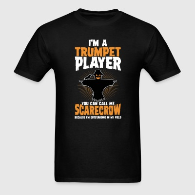 Trumpet Player Halloween Costume 2017 T-Shirts - Men's T-Shirt