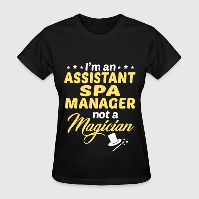 Assistant Spa Manager - Women's T-Shirt