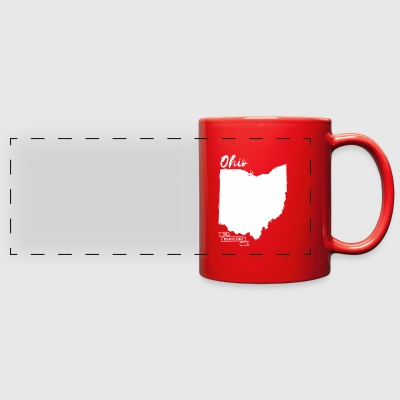 Ohio Mugs & Drinkware - Full Color Panoramic Mug