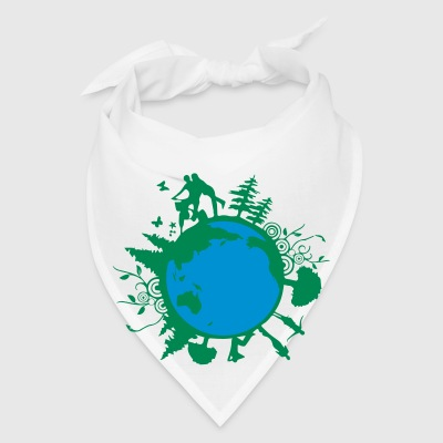 earth day family Caps - Bandana