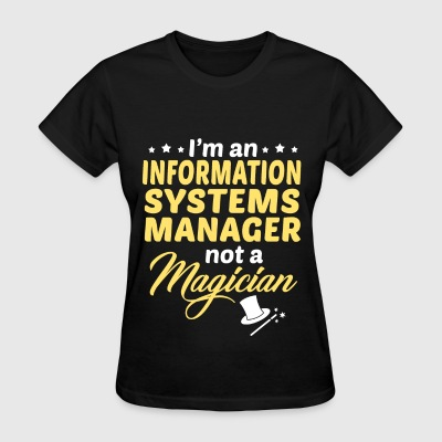 Information Systems Manager - Women's T-Shirt