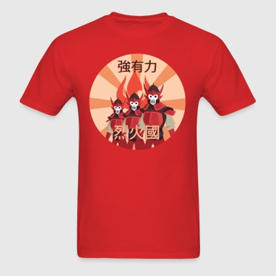 Fire Nation - Men's T-Shirt