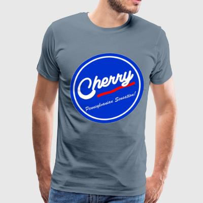 Cherry Get the Sensation Shirt  - Men's Premium T-Shirt