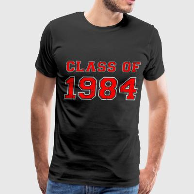 Class Of 1984 T-Shirts - Men's Premium T-Shirt