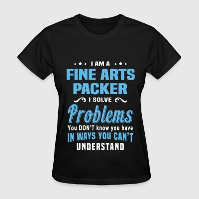 Fine Arts Packer - Women's T-Shirt