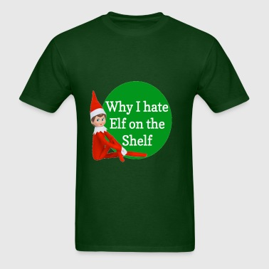 Elf on the Shelf - Men's T-Shirt