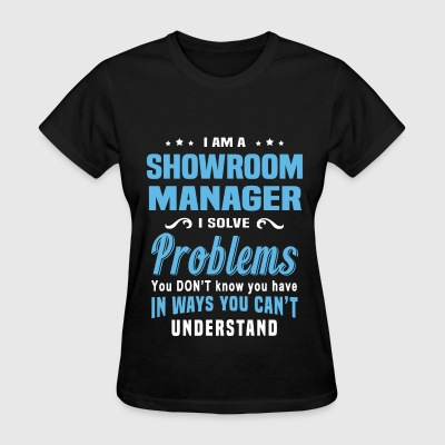 Showroom Manager - Women's T-Shirt