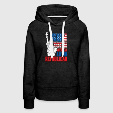 Gun Merica Drunk Beer Freedom Independence Day - Women's Premium Hoodie
