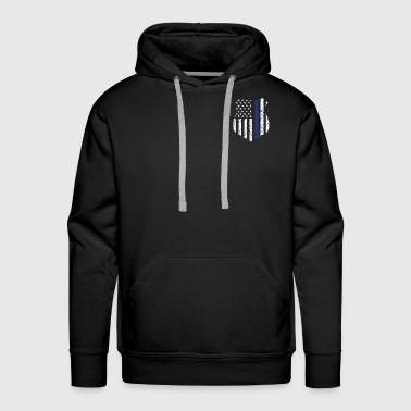 Protect, Serve, Honor - Men's Premium Hoodie