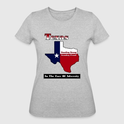 Texas Standing Strong - Women's 50/50 T-Shirt