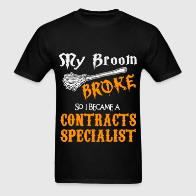 Contracts Specialist - Men's T-Shirt