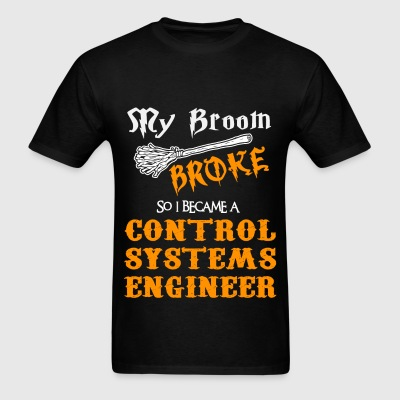 Control Systems Engineer - Men's T-Shirt