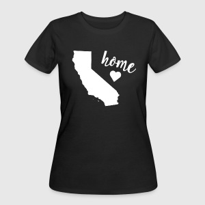 Home California Tshirt T-Shirts - Women's 50/50 T-Shirt