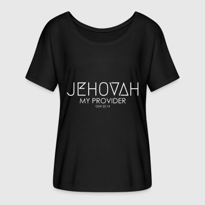 Jehovah- My Provider T-Shirts - Women's Flowy T-Shirt