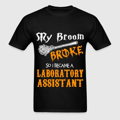 Laboratory Assistant - Men's T-Shirt