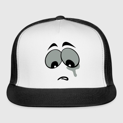 Sad Face Sportswear - Trucker Cap