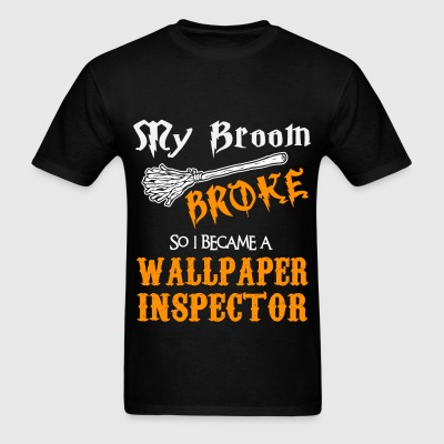 Wallpaper Inspector - Men's T-Shirt
