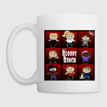 The Bloody Bunch Coffee Mug - Coffee/Tea Mug