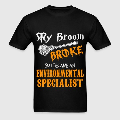 Environmental Specialist - Men's T-Shirt