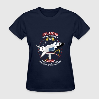 Atlantis' Final Journey Women's T-Shirts - Women's T-Shirt
