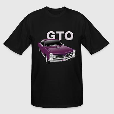 GTO Men's Tall & Big - Men's Tall T-Shirt