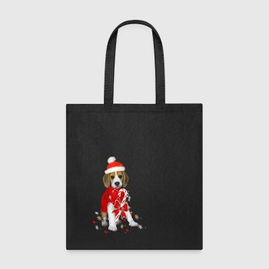 Beagle Puppy Tote Bag - Tote Bag