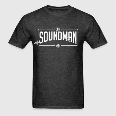 CFM SoundMan Tee  - Men's T-Shirt
